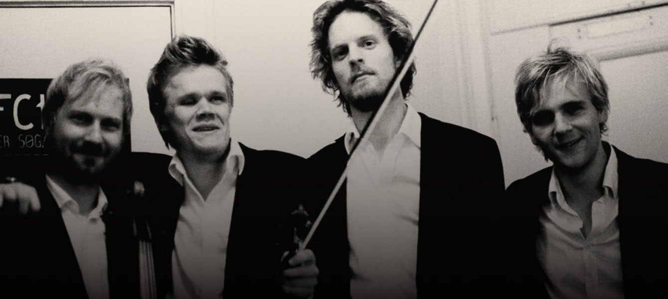 Washington, DC – USA - Danish String Quartet - Official Website
