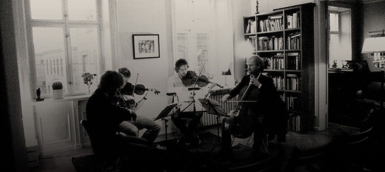 Den Milde Dag - Danish String Quartet - Official Website