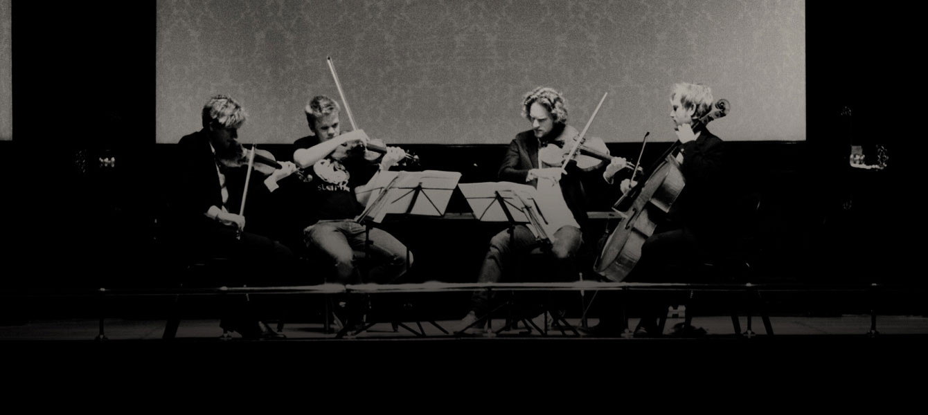 A night of Scandi blue dreaming - Danish String Quartet - Official Website
