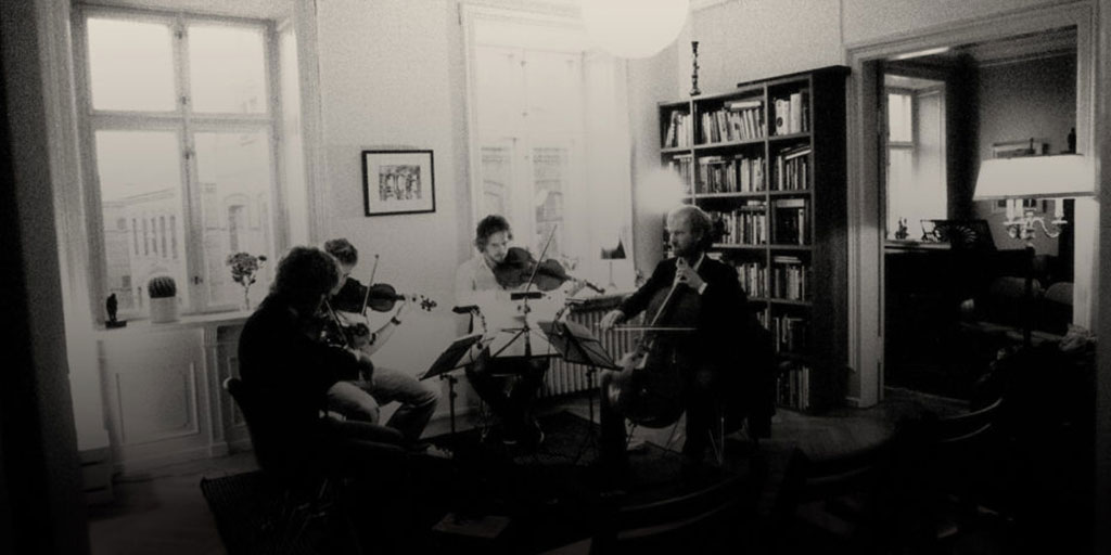 Salt Lake City, UT – USA - Danish String Quartet - Official Website