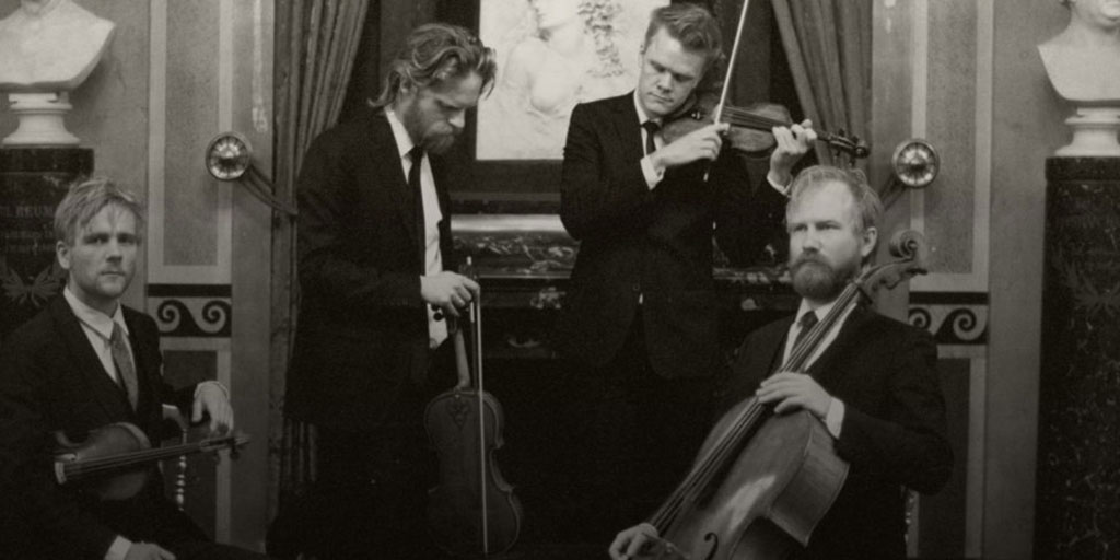 Nossentin, Germany - Danish String Quartet - Official Website