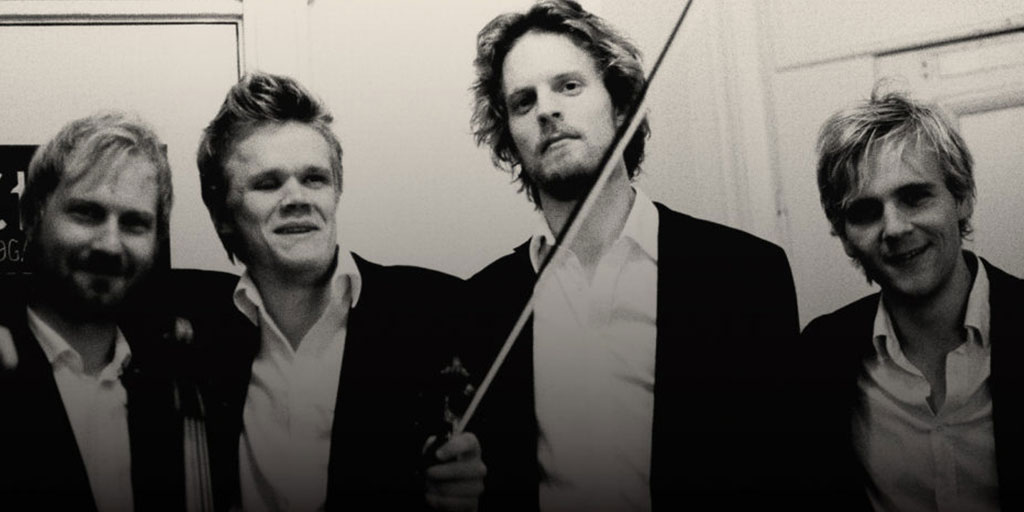 St. Paul, MN – USA - Danish String Quartet - Official Website
